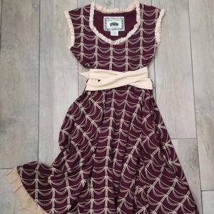 Effie's Heart 'Caron' pattern dress